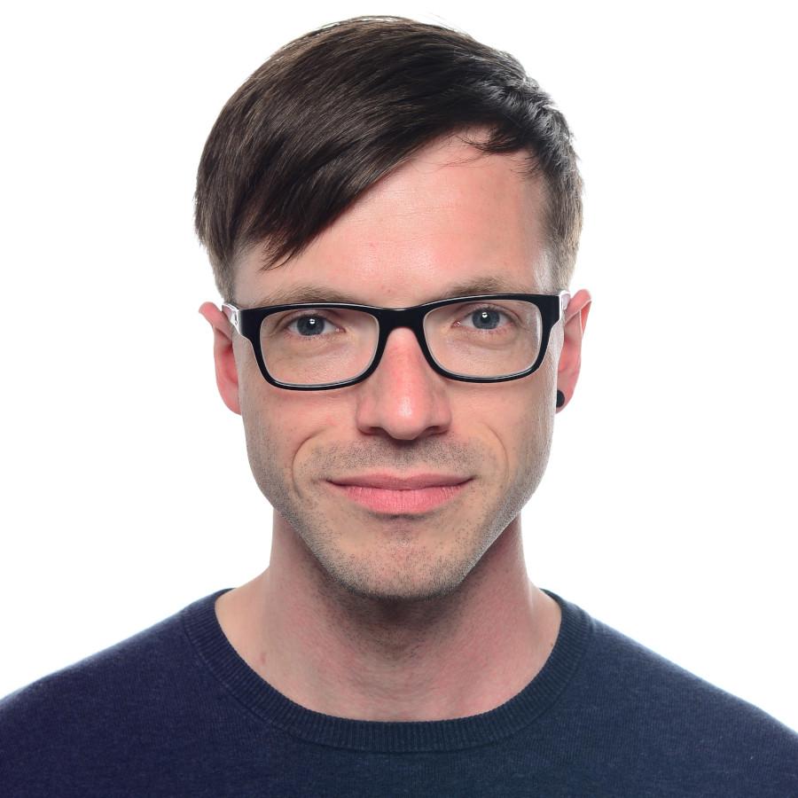 Thomas Rakebrand Portrait
