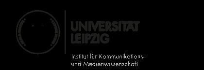 Logo Uni Leipzig Institut für Kommunikation