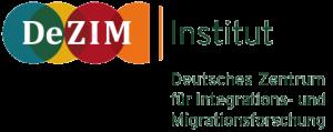 DeZIM Institut - Deutsches Zentrum für Integrations- und Migrationsforschung - Logo